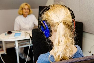 Hörstörungen Schwerhörigkeit
