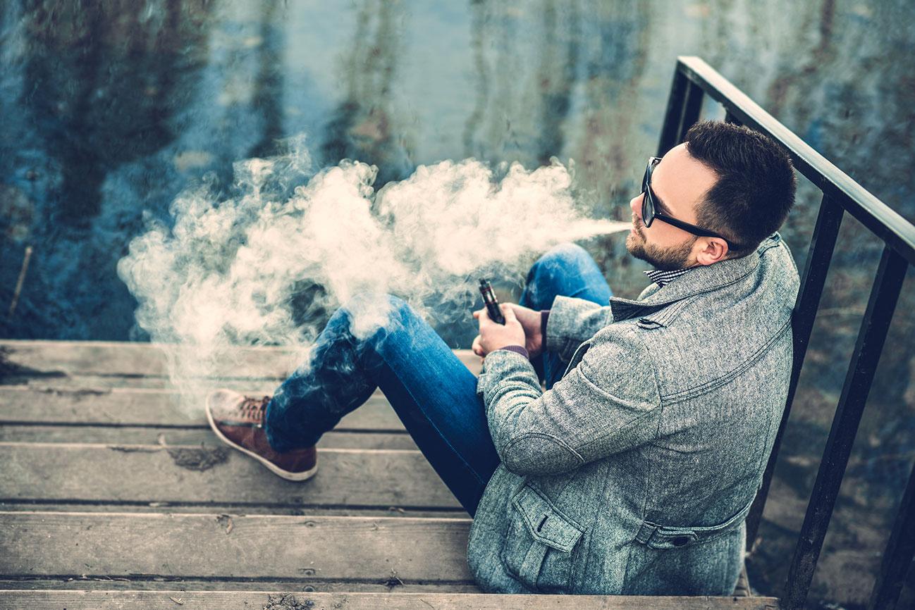 HNO über E-Zigaretten
