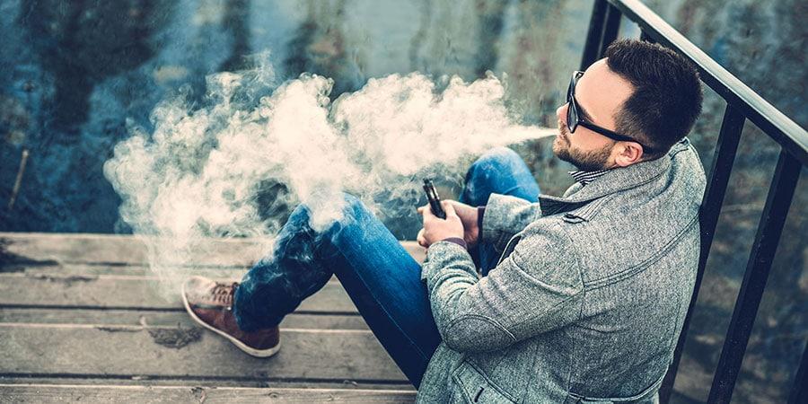 E-Zigaretten Gefahren HNO München