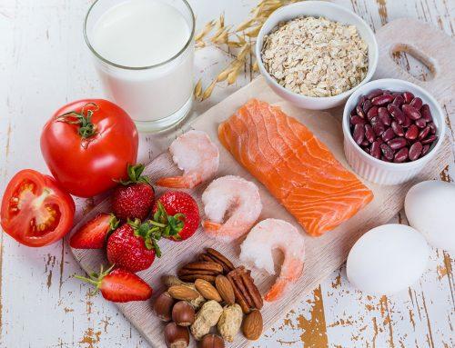Nahrungsmittelallergien kommen selten allein