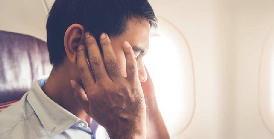 Erkältung bei flugreisen
