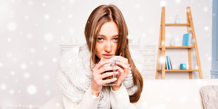 Erkältung- frühzeitig bekämpfen – Etagenwechel verhindern
